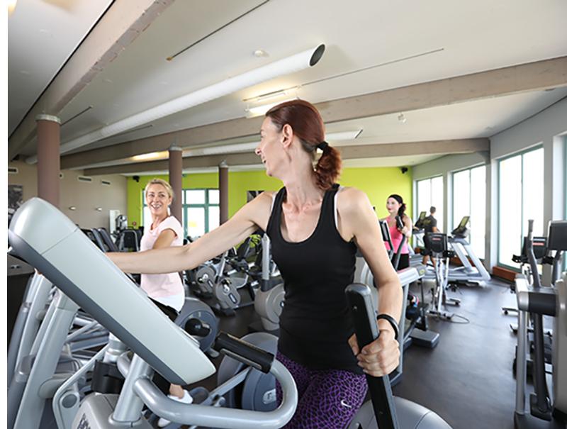 Fitness Training im Aktiv Sportpark Dormagen