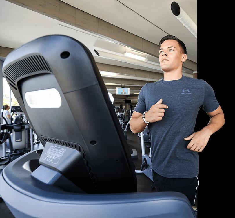 Fitness im Aktiv Sportpark Dormagen