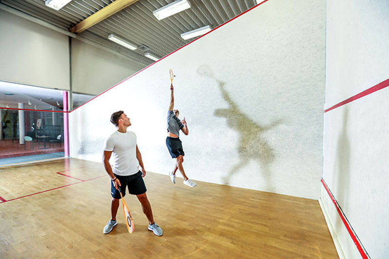 Squash im Aktiv Sportpark Dormagen
