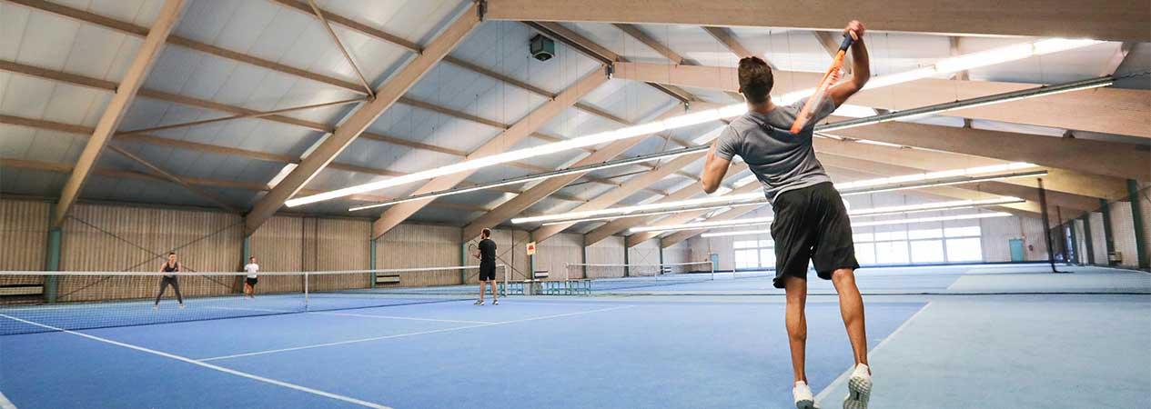 Tennis im Aktiv Sportpark Dormagen